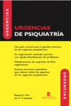 Manual Oxford Urgencias de Psiquiatría | 9788478854998 | Portada