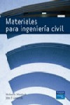 MATERIALES PARA LA INGENIERIA CIVIL | 9788483225103 | Portada