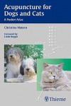 ACUPUNCTURE FOR DOGS AND CATS | 9783131546913 | Portada