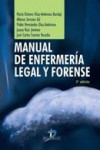 Manual de enfermería legal y forense | 9788499690841 | Portada