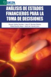 ANALISIS DE ESTADOS FINANCIEROS PARA LA TOMA DE DECISIONES | 9788415581673 | Portada
