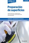 Preparación de superficies | 9788428342261 | Portada