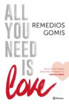 ALL YOU NEED IS LOVE: SOLO OCHO PASOS PARA ENCONTRAR A TU PERFECT MATCH | 9788408150961 | Portada