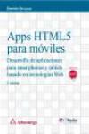 APPS HTML5 PARA MÓVILES - 9788426723239 - Libros de informática