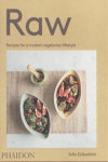 RAW. Recipes for a modern vegetarian lifestyle | 9780714871141 | Portada