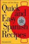 QUICK AND EASY SPANISH RECIPES | 9780714871134 | Portada