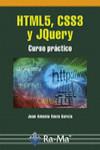 HTML5, CSS3 Y JQUERY. CURSO PRÁCTICO - 9788499646237 - Libros de informática