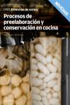 Procesos de preelaboración y conservación en cocina - 9788416415205 - Libros de cocina
