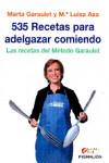 535 Recetas para adelgazar comiendo - 9788416447725 - Libros de cocina