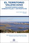 EL TERRITORIO VALENCIANO. TRANSFORMACIONES AMBIENTALES Y ANTRÓPICAS - 9788491330103 - Libros de ingeniería