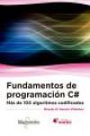 FUNDAMENTOS DE PROGRAMACION C# - 9788426723437 - Libros de informática