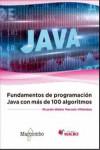 FUNDAMENTOS DE PROGRAMACION JAVA CON MAS DE 100 ALGORITMOS - 9788426723840 - Libros de informática
