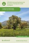 APROVECHAMIENTO DE RECURSOS Y MANEJO DE SUELO ECOLOGICO - 9788416758098 - Libros de ingeniería