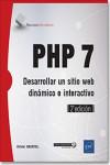 PHP 7.  Desarrollar un sitio web dinámico e interactivo - 9782409003424 - Libros de informática