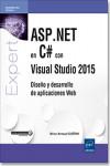 ASP.NET en C# con Visual Studio 2015 - 9782409002830 - Libros de informática