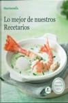LO MEJOR DE NUESTROS RECETARIOS. THERMOMIX - 9783905948585 - Libros de cocina