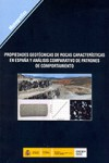 PROPIEDADES GEOTECNICAS DE ROCAS CARACTERISTICAS EN ESPAÑA Y ANALISIS COMPARATIVO DE PATRONES DE COMPORTAMIENTO - 9788477905868 - Libros de ingeniería