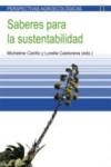 SABERES PARA LA SUSTENTABILIDAD - 9788498886795 - Libros de ingeniería