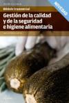 GESTION DE LA CALIDAD Y DE LA SEGURIDAD E HIGIENE ALIMENTARIAS - 9788416415229 - Libros de cocina