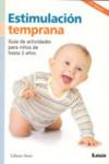 ESTIMULACION TEMPRANA - 9789876341394 - Libros de psicología