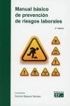 MANUAL BASICO DE PREVENCION DE RIESGOS LABORALES - 9788445432785 - Libros de ingeniería