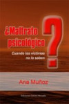 MALTRATO PSICOLOGICO? - 9788495645708 - Libros de psicología