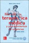 MANUAL DE TERAPEUTICA MEDICA Y PROCEDIMIENTOS DE URGENCIAS - 9786071513007 - Libros de medicina