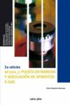 PUESTA EN MARCHA Y ADECUACION DE APARATOS DE GAS MF1524 - 9788416338689 - Libros de arquitectura