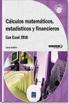 Cálculos matemáticos, estadísticos y financieros - 9782409004315 - Libros de informática