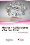 MACROS - APLICACIONES VBA CON EXCEL - 9788426723970 - Libros de informática