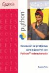 Resolución de problemas para ingenieros con Python estructurado - 9788416228713 - Libros de informática
