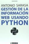 Gestión de la información web usando Python - 9788491164845 - Libros de informática