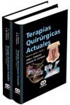 Terapias Quirúrgicas Actuales. 2 Vols. - 9789585911352 - Libros de medicina