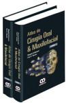 ATLAS DE CIRUGIA ORAL Y MAXILOFACIAL. 2 VOLS. - 9789588950228 - Libros de medicina