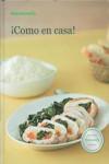COMO EN CASA! - 9788460861041 - Libros de cocina