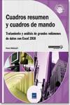 Cuadros resumen y cuadros de mando - 9782409005510 - Libros de informática