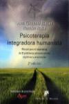 PSICOTERAPIA INTEGRADORA HUMANISTA - 9788433016522 - Libros de psicología