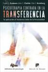 PSICOTERAPIA CENTRADA EN LA TRANSFERENCIA - 9788433028839 - Libros de psicología