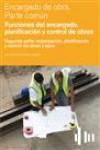 Encargado de obra - 9788415205159 - Libros de arquitectura