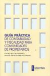 GUÍA PRÁCTICA DE CONTABILIDAD Y FISCALIDAD PARA COMUNIDADES DE PROPIETARIOS - 9788494155390 - Libros de arquitectura