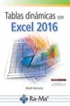 TABLAS DINÁMICAS CON EXCEL 2016 - 9788499646879 - Libros de informática