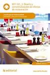 Diseño y comercialización de ofertas de restauración - MF1101_3 - 9788416758722 - Libros de cocina