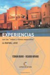 EXPERIENCIAS - 9788416760404 - Libros de arquitectura