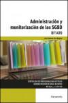 Administración y monitorización de los SGBD UF1470 - 9788428334730 - Libros de informática