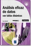 Análisis eficaz de datos con tablas dinámicas - 9782409007101 - Libros de informática
