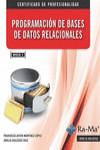 PROGRAMACIÓN DE BASES DE DATOS RELACIONALES MF0226_3 - 9788499646961 - Libros de informática