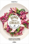 QUINOA, SEMILLAS Y CEREALES - 9788416489787 - Libros de cocina