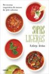 SOPAS LIGERAS - 9788448022884 - Libros de cocina