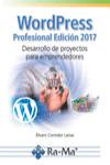 WORDPRESS PROFESIONAL EDICIÓN 2017 - 9788499646893 - Libros de informática