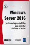 Windows Server 2016 | 9782409007088 | Portada